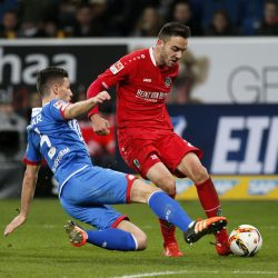 Hoffenheim vs Hannover Betting Tips 27.04.2018
