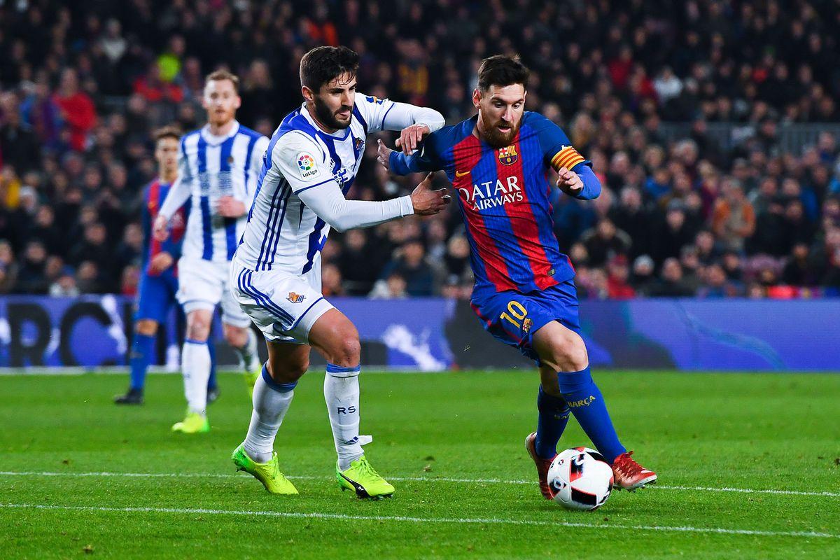 Disfruta de la narración y de las mejores imágenes del partido Barcelona vs Real Sociedad resumen goles y resultado MARCAcom