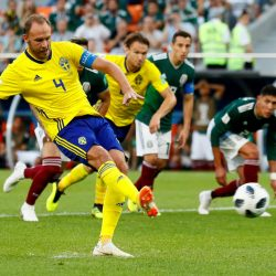 Sweden vs Switzerland World Cup 03.08.2018