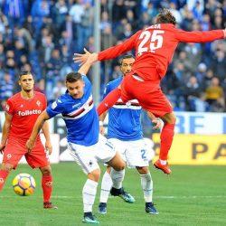 Sampdoria vs Fiorentina Football Prediction Today 19/09