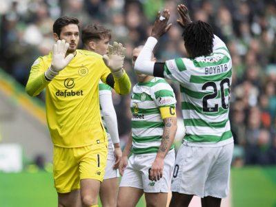 RB Salzburg vs Celtic Glasgow Free Betting Tips 04/10