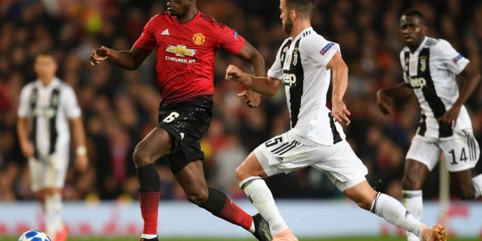 Juventus vs Manchester United Free Betting Tips 07/11