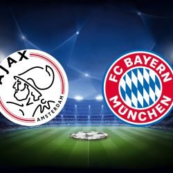 Discover Ajax Amsterdam vs Bayern Munchen Free Betting Tips 12/12