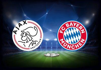 Discover Ajax Amsterdam vs Bayern Munchen Free Betting Tips 12/12