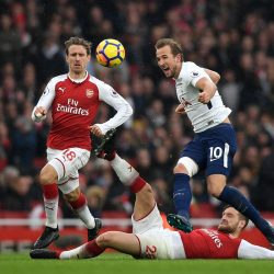 Arsenal vs Tottenham Free Betting Tips 19/12