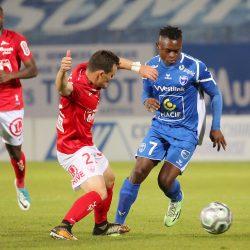 Chamois vs Brest 0-2