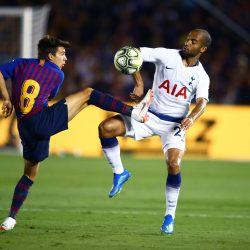 Barcelona vs Tottenham UEFA Champions League 11/12