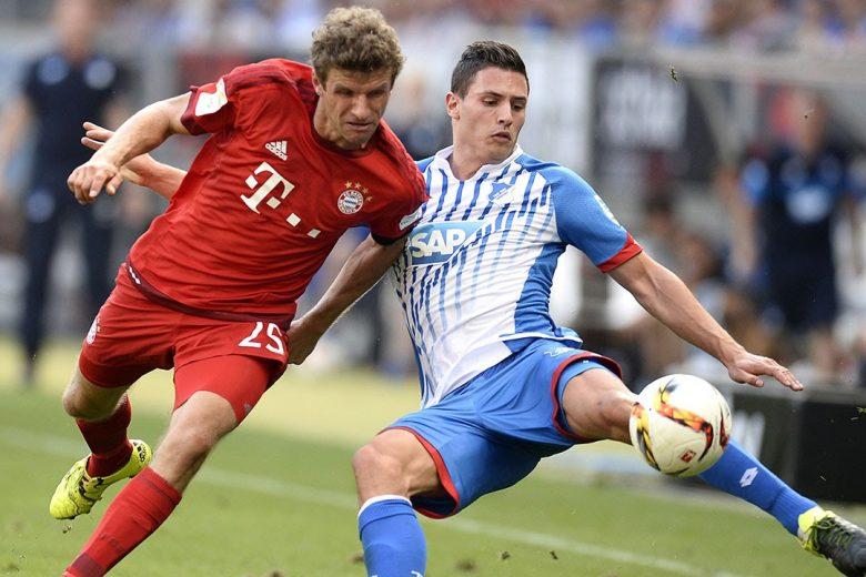 Hoffenheim vs Bayern München Free Betting Tips 18.01.2019