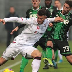 Cagliari vs Sassuolo Soccer Betting Tips