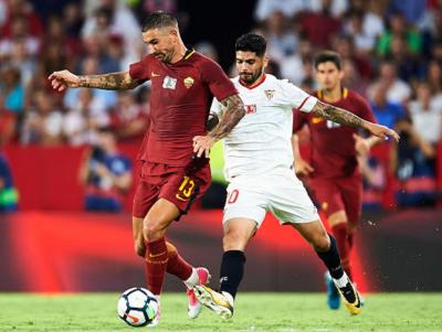 Sevilla vs AS Roma Soccer Betting Tips